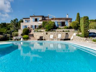 Lovely family villa with sea view, Roquebrune-sur-Argens