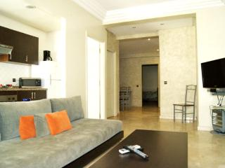 Cozy apartment in Maarif. Twin Centre, Casablanca