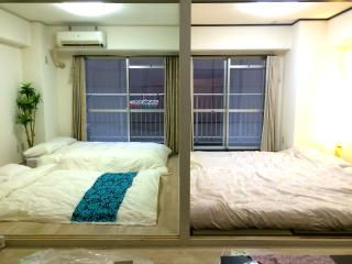 2 bedroom & 1 living room 7mins Shin-Osaka st. pt2