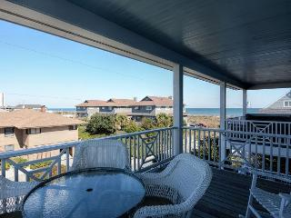 Knot for Sail -  Enjoy a relaxing vacation at this quiet ocean view duplex, Wrightsville Beach