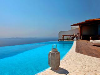 Mykonos - Gv - The Royal Villa a stunning villa with infinity pool, tennis, Míkonos