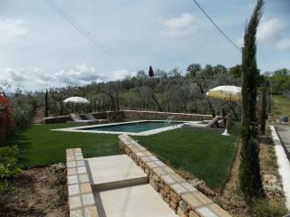 Villa Ligheia 1, Gambassi Terme