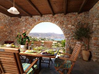 Paros - Gv -Property ID 53940 wonderful family villa planned for friends and