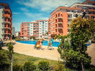 Visit Sunny Beach Marina 2-bedroom sea view aparts