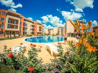 Visit Sunny Beach Orchidea 1-bedroom aparts