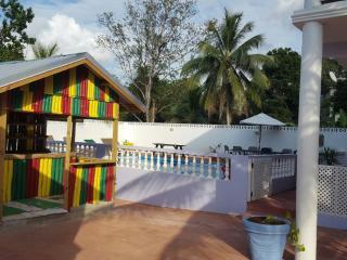 Almond Tree Villa with pool nr Ocho Rios & beaches