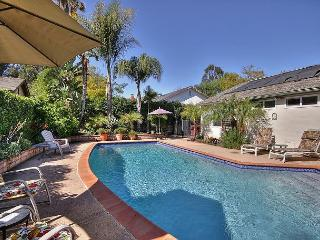 Goleta Bungalow with Pool and Hot Tub – 5 Minutes from Beach – Sleeps 6