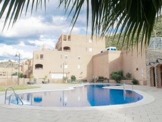 New apartment 500 meters to beach (pool,terrace..)