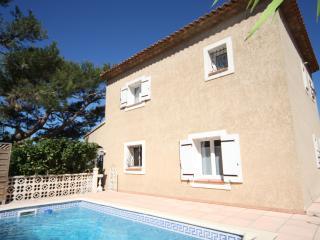 VILLA 140m2, piscine, vue étang, Martigues