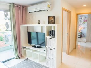 Lovely 2-bedroom apartments for 5 people, Pattaya