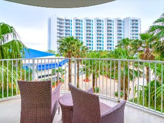 Palms 2305 Jr. Ste-3rd Fl -AVAIL7/18-7/21 $926 -RealJOY Fun Pass- Shuttle2Bch-Lagoon Pool, Destin
