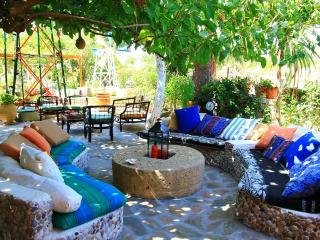Faliraki Lodge with beautiful garden