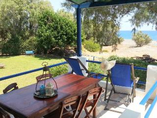 Iremia Beachfront-Gennadi,a traditional village house-great for family