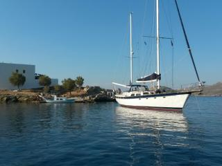 Sailing Yacht Magic, Rhodes Town