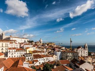 Alfama is in historic center, Lisboa