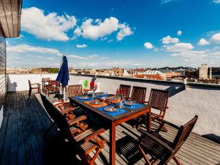 Luxory 3br ap. Roofterrace, Sauna, A/C, WIFI, Budapest