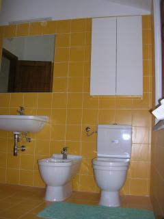 Bagno 1°con doccia