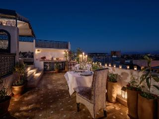 Dar Star, serviced  independent two bedroom riad, Marrakech