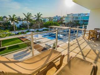 Ocean View 2 Bedroom at Magia Playa, Playa del Carmen