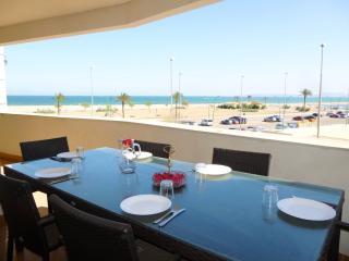 0039-CRISTALL MAR Apartamento con piscina comunitaria y vista al mar