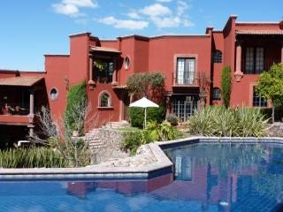 Two bedroom condo in gated community near centro, San Miguel de Allende