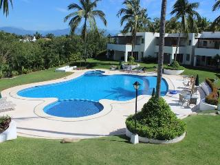 First Floor  Apartment near beach entrance, Nuevo Vallarta