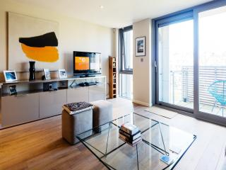 A smart and contemporary apartment in fashionable Islington., London