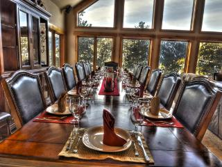 Stunning Mountain Home – Exclusive, Private on 18, Estes Park