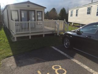 Static Caravan for Hire Blue Dolphin,Filey