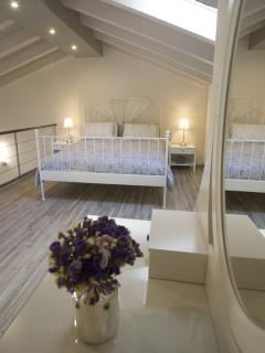 Bedroom on the loft