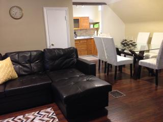 New Exec. Apartmt.  2 BR- Fully Furnished-All Incl