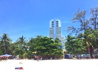Patong Towers stunning sea view 2 bedroom condo