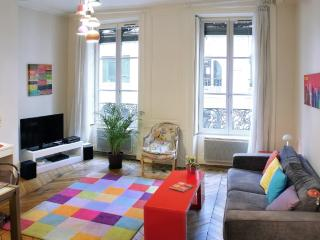 "4* ""Bourgeois"" flat  in the heart of Lyon!"