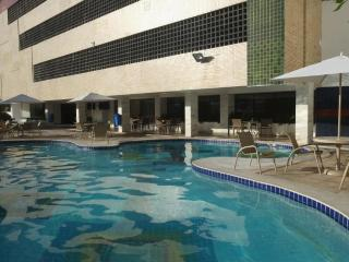 Hotel Apartment near the beach at Barra/Ondina, Salvador