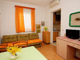 TH03463 Apartments Vlasta / A2 GREEN One Bedroom, Podgora