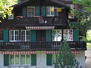 Spassvogel, Grindelwald