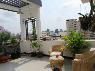Sunny Penthouse@downtown **欢迎华人旅客^^