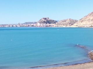 Apartamento Alicante Costa Blanca 1 linea de playa
