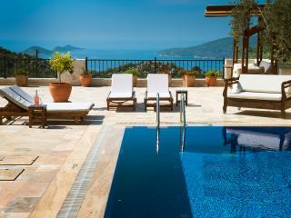 Luxury Kalkan Villa with 2 Pools