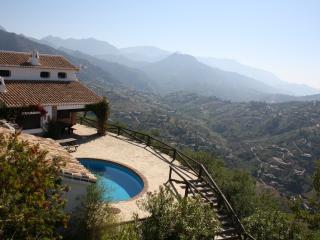 Finca Lagarillo con piscina privada, Competa
