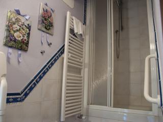 Bagno privato camera Aida