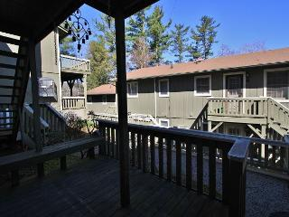 Village Green B2 is a comfortable condo located on Main Street, Blowing Rock