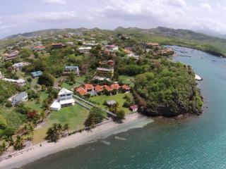 Kingfisher Villa from Mount Hartman Bay