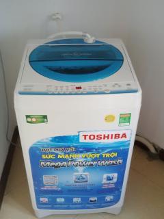 Free using washing machine, do not worry travel long time