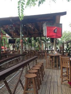 Kona's Tiki Bar - 1.3 miles from the house - LIVE MUSIC....