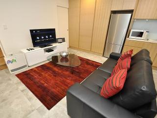 ULTIMO/DARLING HARBOUR FULLY SELF CONTAINED MODERN 1 BED APARTMENT (4HAR), Sídney