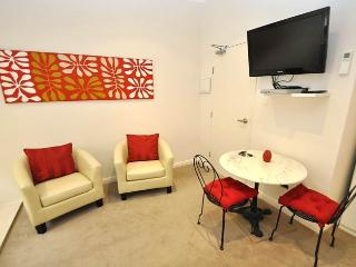 PYRMONT FULLY SELF CONTAINED MODERN STUDIO BED APARTMENT (93S2PYR)