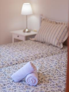 Bedroom details!