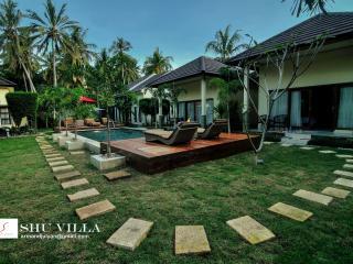 kuta lombok accommodation-two bedrooms villa, Kuta
