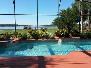 Home: John's Lake W/ Pool And Spa!!, Winter Garden